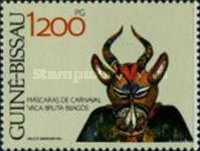 [Carnival Masks, type AAX]