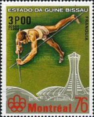 [Olympic Games - Montreal, Canada, type AP]