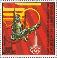 [Olympic Games - Moscow, USSR, Typ FO]