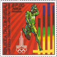[Olympic Games - Moscow, USSR, Typ FP]