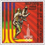 [Olympic Games - Moscow, USSR, Typ FQ]
