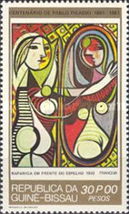 [The 100th Anniversary of the Birth of Pablo Picasso, 1881-1973, type HG]