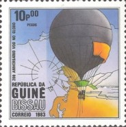 [The 200th Anniversary of Manned Flight, type IU]