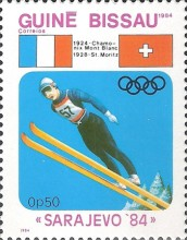 [Winter Olympic Games - Sarajevo, Bosnia and Herzegovina, Typ LY]
