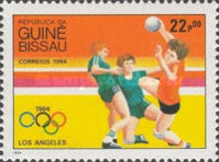 [Olympic Games - Los Angeles, USA, Typ ND]