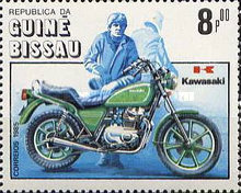 [The 100th Anniversary of Motorcycle, type PR]