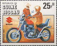 [The 100th Anniversary of Motorcycle, type PU]