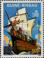[The 500th Anniversary of Discovery of America by Columbus 1992, Typ SS]