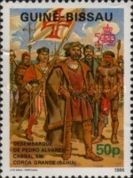 [The 500th Anniversary of Discovery of America by Columbus 1992, Typ ST]