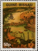 [The 500th Anniversary of Discovery of America by Columbus 1992, Typ SU]