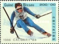 [Winter Olympic Games - Calgary, Canada, Typ TB]