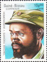 [The 2nd Anniversary of the Death of President Samora Machel of Mozambique, 1933-1986, Typ TW]