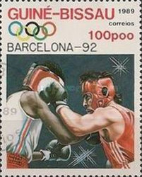 [Olympic Games - Barcelona, Spain, Typ XI]