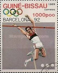 [Olympic Games - Barcelona, Spain, Typ XN]