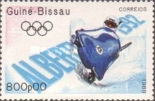 [Winter Olympic Games - Albertville, France, Typ ZH]