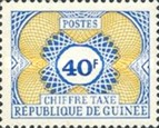 [Numeral Stamps, Typ C4]