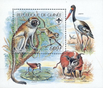 [Airmail - Endangered Wildlife, Typ ]