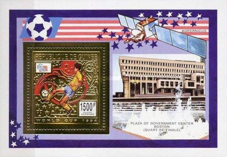 [Football World Cup - U.S.A. (1994), Typ ]