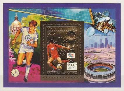 [Airmail - Football World Cup - U.S.A. (1994), Typ ]