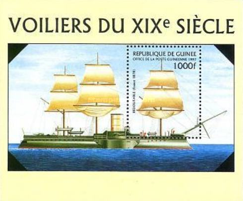[The 19th-Century Warships, Typ ]