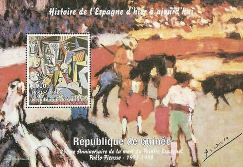 [Spanish History and Painting, Typ ]
