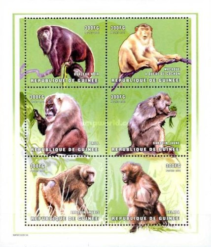[Primates of the World, Typ ]