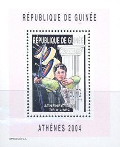 [Olympic Games - Athens, Greece (2004), Typ ]