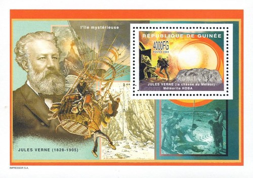 [The 100th Anniversary of the Death of Jules Verne, 1828-1905, Typ ]