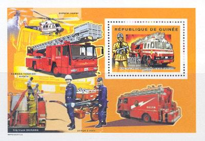 [Fire Engines of the World, Typ ]