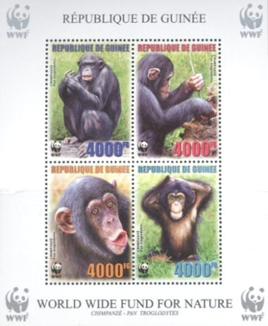 [WWF - Chimpanzees, Typ ]