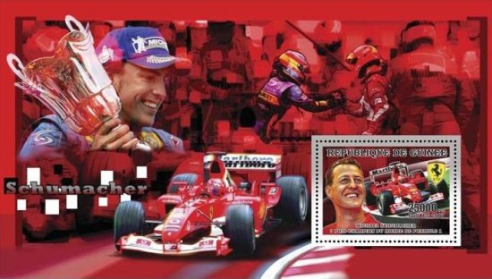 [Michael Schumacher, Typ ]