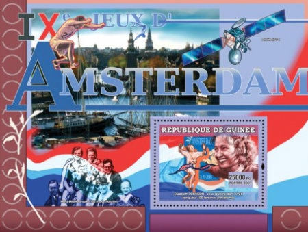[Olympic Games 1928 - Amsterdam, Netherlands, Typ ]