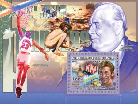 [Olympic Games 1940 - Cancelled, Typ ]
