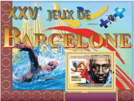 [Olympic Games 1992 - Barcelona, Spain, Typ ]
