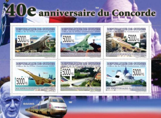 [The 400th Anniversary of Concorde I, Typ ]