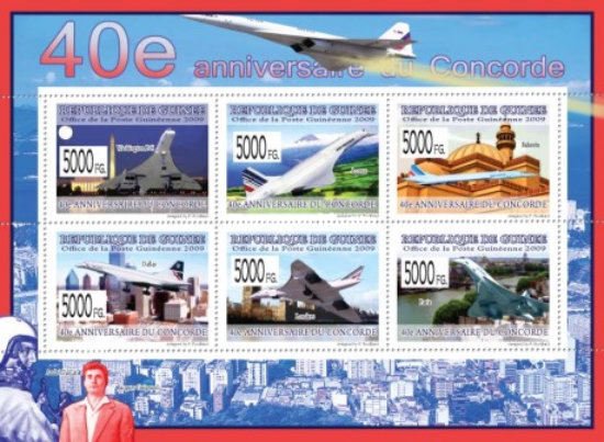 [The 40th Anniversary of Concorde II, Typ ]