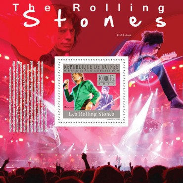 [Music Stars - The Rolling Stones, Typ ]