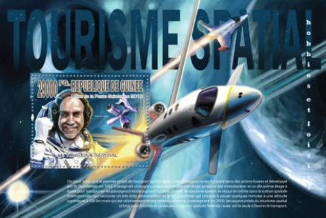 [Space Tourism - Aircrafts, Typ ]