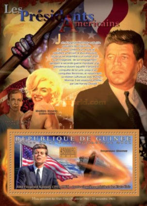 [The Presidents of USA - John Fitzgerald Kennedy, 1917-1963, Typ ]
