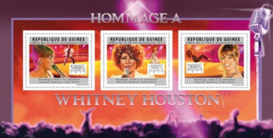 [Tribute to Whitney Houston, 1963-2012, Typ ]