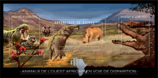 [Endangered Animals of West Africa, Typ ]