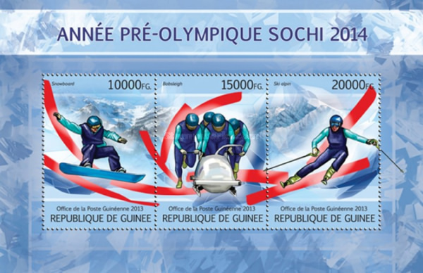 [Winter Olympics 2014 - Sochi, Russia, type ]