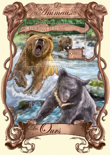 [Animals - Bears, type ]
