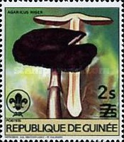 [Fungi - Issues of 1985 Surcharged, Typ AAB1]