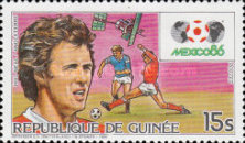 [Football World Cup - Mexico '86, Typ ABQ]
