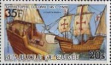 [Various Stamps Surcharged - Issues of 1985 Surcharged - Columbus, Typ ACB1]