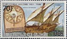 [Various Stamps Surcharged - Issues of 1985 Surcharged - Columbus, Typ ACC1]