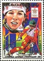 [Calgary Winter Olympic Games Gold Medal Winners, Typ AGQ]