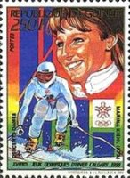 [Calgary Winter Olympic Games Gold Medal Winners, Typ AGS]