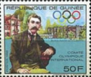 [International Olympic Committee - Baron Pierre de Coubertin, Typ AHA]